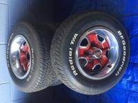 "15"" Pontiac, Buick, Sports 15""Wheel with tires for sale"