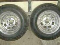 i have a set of 15 inch wheels almost brand new were