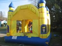 For Sale is a 15 x 15 x 15 princess / prince castle
