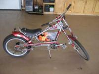 Orange County Choppers and Schwinn have combined to