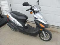 For Sale, a 2005 Quingqi QM50QT-6 RS 450 Street Moped