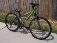 26? Boy?s Trek ?3700? 21-Speed MTB Bicycle, Used, As