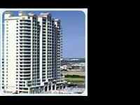 2 bedroom 2 bath luxury condo in Destin. Master bath