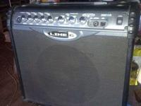 Great amp 35watts of power, great for portability