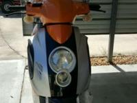 150 cc VIP Scooter. Has a problem with chain. Can be