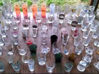There are 150 shot glasses so im asking $1 each buy 10
