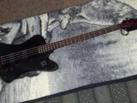 Selling my Epiphone Thunderbird IV black gothic series