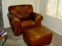 This Big comfortable chair was purchased new and is in