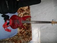 I have a nice Ibanez GSR 190 Base Guitar with black