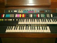I have a Hammond Organ Model 8200 for sale. It was my