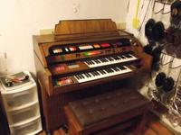 I have a really nice Kimball organ for sale. It comes