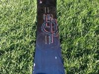 This is an awesome snowboard. It measures 160cm and is