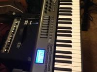 I am selling my older Axiom 61 Midi Controller. I