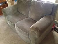 I have a cute olive green love seat for sale. The