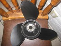 I have for sale an OMC Johnson/Evinrude Teflon coated