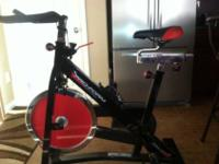 ProForm Spin Bike in execellent condition for sale for