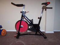 6 Mon old Proform 290 SPX stationary bike, barely used