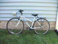 *** Raleigh USA Dash Plus - Shimano 100GS cross bike