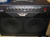 I have a Raven RG100 guitar amplifier for sale. It