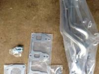 light weight stainless steel racing headers for a