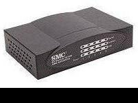 SMC's EZ Switch 10/100s are dual-speed desktop network