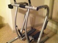 Paid over $300-New. The Gazelle Power Plus showcases
