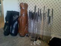 I have several different Golfing items , I really