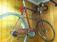 Vintage road bike... for the bike collector or the Road