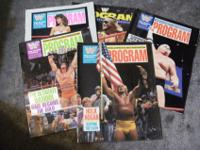 These are various magazines from the 1980's up to the