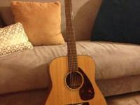 Looking to sell a wonderfully balanced acoustic guitar
