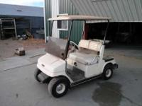 Electric Yamaha Golf Cart for sale. Needs new batteries