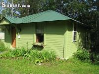 A lovely 2-room cottage with all the comforts of home.