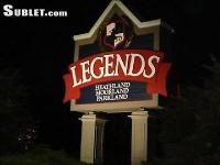 Legends Golf Resort - 2 Bedroom Condo. Each room has 2