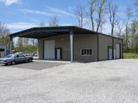 For Lease / Rent, Industrial Building, Located in Town
