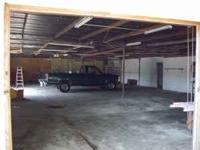 2706 NE 19th Drive 4000 sq ft Warehouse with two