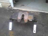 I have for sale a Reese 15000 lb 5th wheel hitch. This