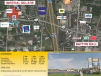 Excellent daytime population w/ easy access to I-75 and