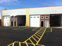 Warehouse for lease Located in midtown *Built in 2010