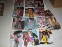 Great Collection (About 25 magazines ) GQ Magazines