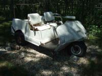 HD Golfcart that is a project. it's all there even the