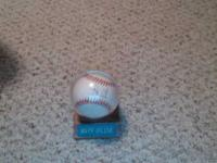 Nolan Ryan Authenticated Autograph on American League