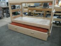 Need an Extra Bed ? Trundle Bed Made by Local Factory.