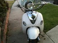 This is a great little scooter!!! I have had it for