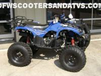 brand new atv 150cc auto with reverse     DIFFERENT