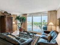 This Gulf Front 3 bedroom/3 bath condo is located on