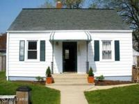 1206 President St., Annapolis, MD 21403 Cute Cape Cod