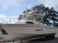 2008 Grady-White 300 MARLIN This 2008 300 Marlin is the