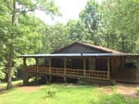 Beautiful mountain cabin on 8.9 acres. 6 miles from
