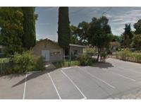 Church located in nice area of Fresno. Building size is