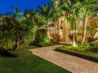 Stunning deepwater home, located in the prestigious